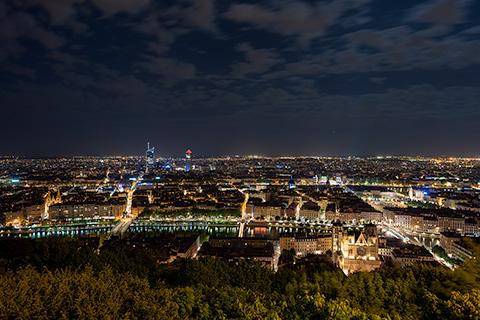 フランス第二の都市「リヨン」の夜景スポットを取材してきました ...